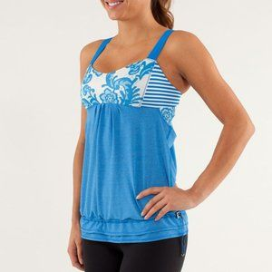 LULULEMON | Run: Back On Track Tank Top | Sz. 6